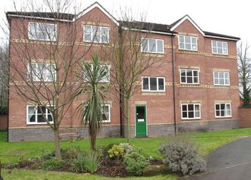 Thumbnail 1 bed flat to rent in Morgan Close, Crewe