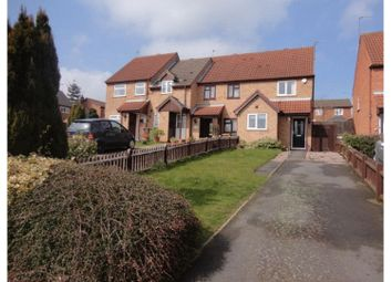 Thumbnail 2 bed end terrace house for sale in Cumbrian Way, Shepshed