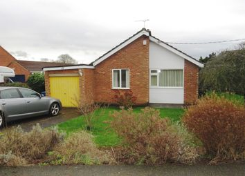 Thumbnail 3 bed detached house for sale in Waterford Lane, Cherry Willingham, Lincoln