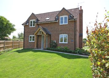 Thumbnail 3 bed detached house for sale in Rye Common, Odiham, Hampshire