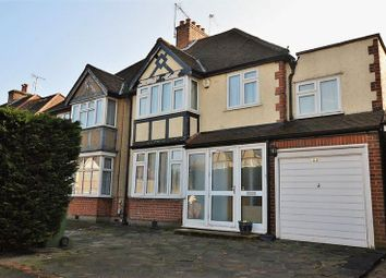 Thumbnail 4 bed semi-detached house for sale in Parkside Way, North Harrow, Harrow