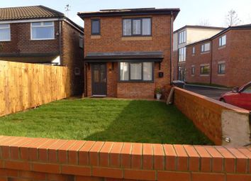 Thumbnail 2 bed detached house for sale in Kensington Street, Whitefield, Manchester