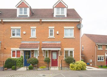 Thumbnail 3 bed end terrace house for sale in Wordsworth Gardens, Borehamwood