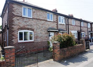 Thumbnail 3 bed end terrace house for sale in Briarfield Road, Manchester