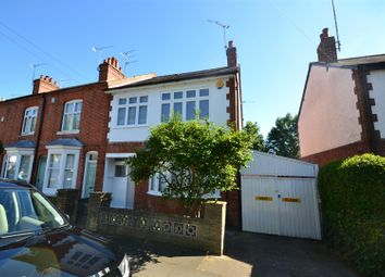 Thumbnail 4 bed semi-detached house for sale in Sidney Road, Leicester