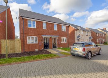 Thumbnail 2 bed semi-detached house for sale in The Village Close, Upper Arncott, Bicester