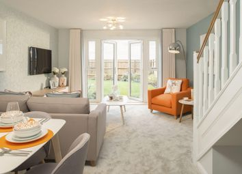 "Thumbnail 2 bed semi-detached house for sale in ""Tiverton"" at Great Mead, Yeovil"