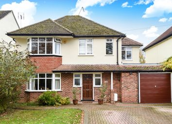 Thumbnail 6 bed detached house for sale in Kennel Lane, Fetcham, Leatherhead