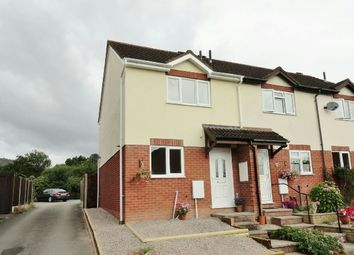 Thumbnail 2 bed terraced house to rent in Challenger Close, Malvern