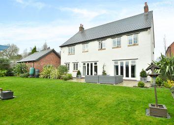 Thumbnail 5 bed detached house for sale in De Lacy, Towles Pastures, Castle Donington, Derby