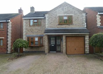 Thumbnail 4 bed detached house for sale in Heath Road, Bedworth