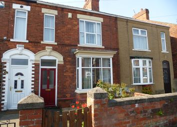 Thumbnail 3 bed terraced house for sale in North Eastern Road, Thorne, Doncaster