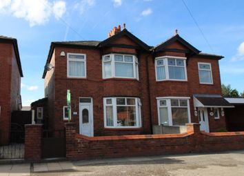 Thumbnail 3 bed semi-detached house for sale in Ladysmith Avenue, Ashton-In-Makerfield, Wigan