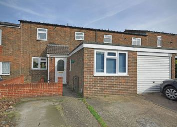 Thumbnail 3 bed terraced house for sale in Falkland Road, Popley, Basingstoke