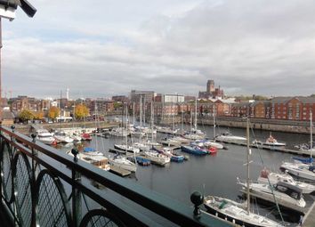 Thumbnail 4 bed flat to rent in South Ferry Quay, Liverpool