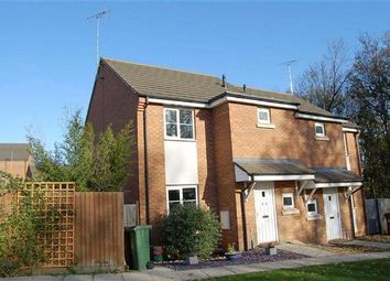 Thumbnail 3 bed semi-detached house for sale in Eddington Crescent, Welwyn Garden City