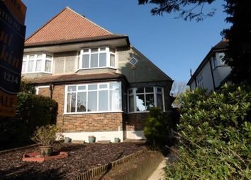 Thumbnail 3 bed semi-detached house for sale in Addington Road, Selsdon, South Croydon, Surrey