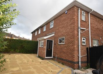 Thumbnail 3 bedroom semi-detached house to rent in Sharpley Road, Loughborough