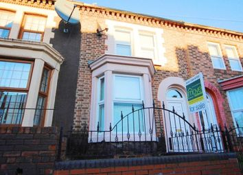 Thumbnail 3 bedroom terraced house for sale in Vandyke Street, Toxteth, Liverpool