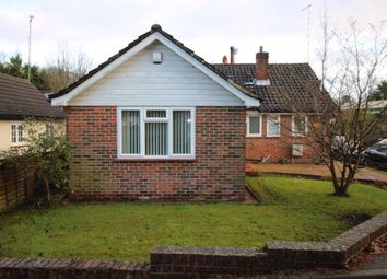 Thumbnail 3 bed bungalow to rent in Rectory Lane, Brasted, Kent