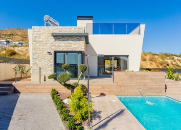 Thumbnail 3 bed villa for sale in Urbanizaciones, Finestrat, Spain