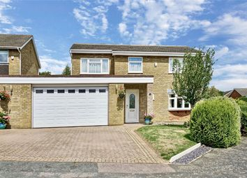 Thumbnail 5 bedroom detached house for sale in Eaton Ford, St Neots, Cambridgeshire