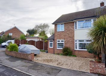 Thumbnail 3 bed semi-detached house for sale in Rolvenden Road, Rochester