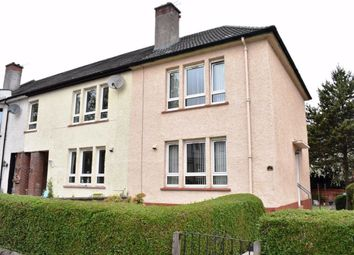 Thumbnail 2 bed end terrace house for sale in 42, Boydstone Place, Thornliebank, Glasgow