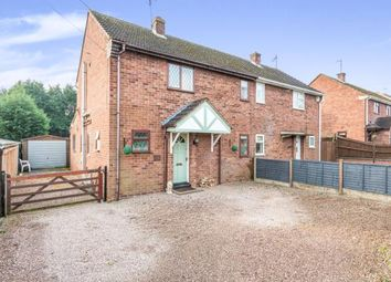 Thumbnail 3 bedroom semi-detached house for sale in Hillery Road, Spetchley, Worcester, Worcestershire