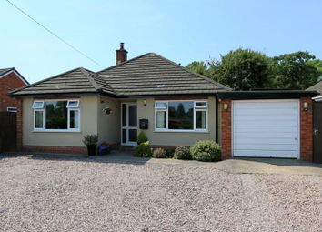 Thumbnail 3 bed bungalow for sale in Stock Lane, Shavington, Crewe