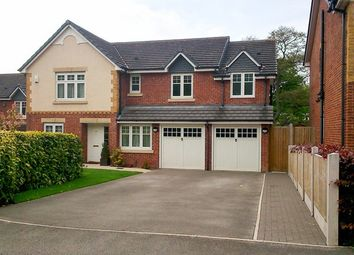 Thumbnail 5 bed detached house for sale in Ashenhurst Way, Leek, Staffordshire