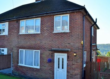 Thumbnail 3 bed semi-detached house to rent in Hunt Road, High Wycombe, Buckinghamshire