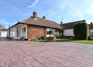 Thumbnail 3 bed semi-detached bungalow for sale in Gleneagles Drive, Ipswich