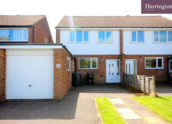 Thumbnail 1 bedroom semi-detached house to rent in St. Bedes Close, Crossgate Moor, Durham