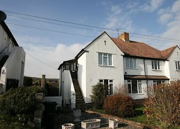 Thumbnail 3 bed flat for sale in Tumulus Road, Saltdean, Brighton, East Sussex