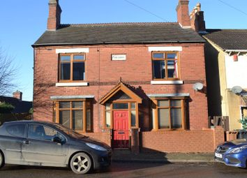 Thumbnail 3 bed detached house for sale in Church Street, Swadlincote
