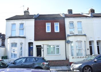 Thumbnail 6 bed terraced house to rent in St. Augustine Road, Southsea, Hampshire