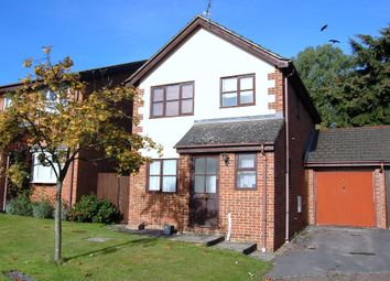 Thumbnail 3 bed detached house for sale in Station Road, Bagshot