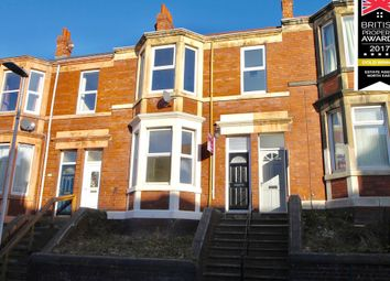Thumbnail 2 bed flat to rent in Rectory Road, Bensham, Gateshead