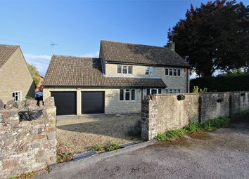 Thumbnail 5 bed detached house for sale in Back Lane, Wickwar, Wotton-Under-Edge, South Gloucestershire
