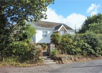 Thumbnail 2 bed detached bungalow for sale in Comfort Road, Mylor Bridge