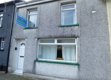 Thumbnail 2 bed cottage for sale in Nantymoel Row, Nantymoel, Bridgend.