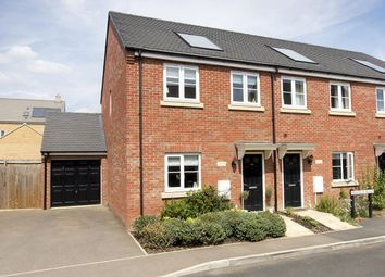 Thumbnail 3 bed semi-detached house for sale in Hillfield Road, Oundle, Peterborough