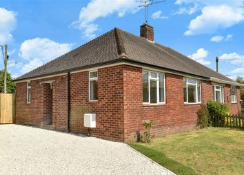 Thumbnail 2 bedroom bungalow for sale in Mitford Road, Alresford, Hampshire