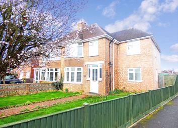 Thumbnail 4 bed semi-detached house for sale in St Marys Road, Stubbington, Fareham