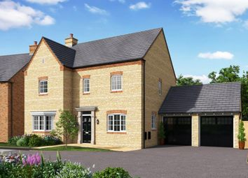 Thumbnail 5 bed detached house for sale in St Georges Fields, Wootton Fields, Northampton