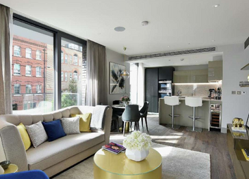 Thumbnail 2 bed flat for sale in Perilla House, Goodman's Fields Development, Leman Street, Aldgate, London