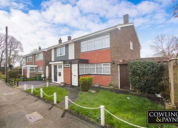 Thumbnail 3 bed semi-detached house for sale in Hyde Way, Wickford, Essex