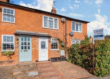 Thumbnail 2 bedroom terraced house for sale in Bagshot, Surrey, United Kingdom