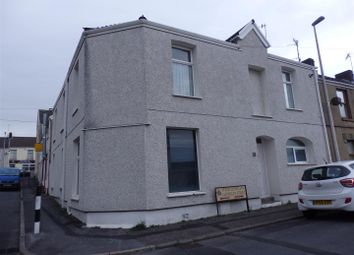 Thumbnail 5 bed end terrace house for sale in Llewellyn Street, Llanelli